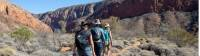 Social distanced walking along the Larapinta Trail |  <i>#cathyfinchphotography</i>