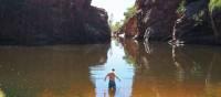 Ellery Creek swimmimg hole | Latonia Crockett