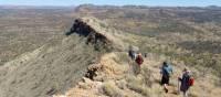 Walking along the beautiful Wallaby Gap | Linda Murden