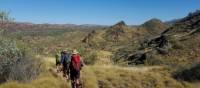 Vibrant landscapes trekking the Larapinta Trail | Linda Murden