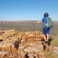 Breathtaking scenery on the Larapinta Trail | Linda Murden