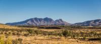 The spectacular Mount Sonder on the Larapinta Trail | Gavin Yeates