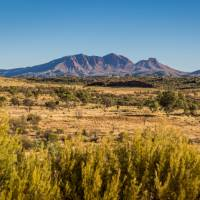 The spectacular Mount Sonder on the Larapinta Trail   Gavin Yeates