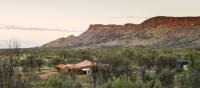 The Larapinta campsites enjoy splendid isolation, nestled amongst the West MacDonnell Ranges | Caroline Crick