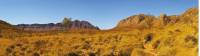The sheer beauty of the Western Macdonald Ranges can be experienced on our Larapinta trips |  <i>Peter Walton</i>