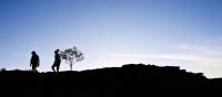Silhouette scenery on the Larapinta Trail, Northern Territory | Paddy Pallin