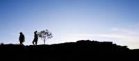 Silhouette scenery on the Larapinta Trail, Northern Territory | Paddy Pallin